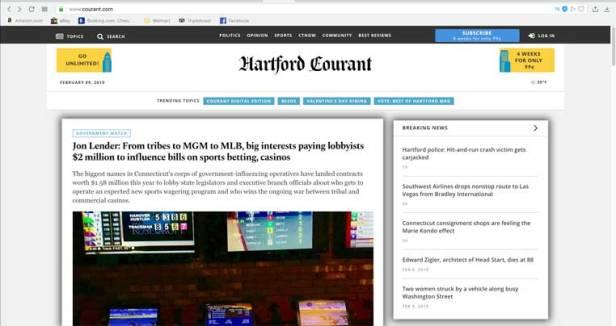 newspaperWebsiteHomepage